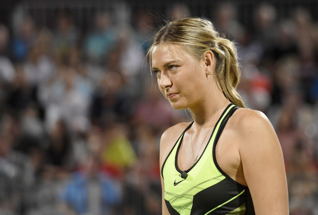 Maria Sharapova has criticised the International Tennis Federation but admitted she was complacent ©Getty Images