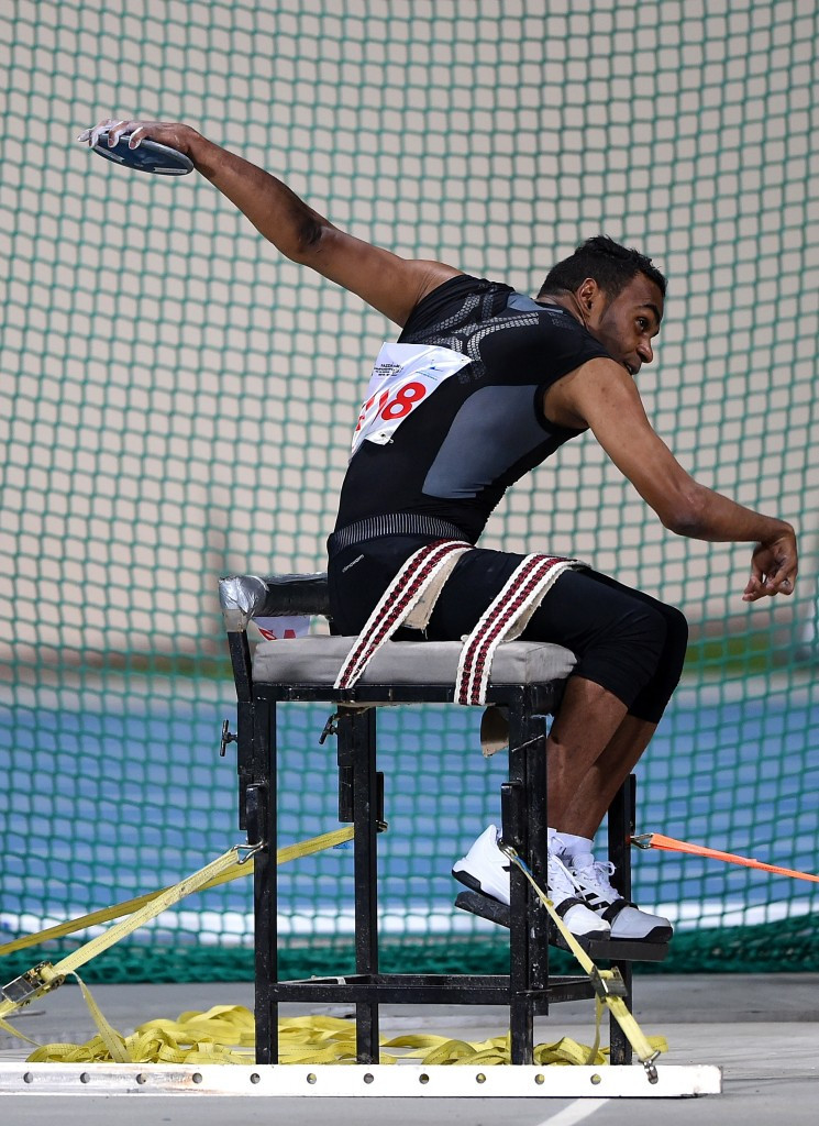 Alnakhli breaks own world record at World Para Athletics Grand Prix in Tunis