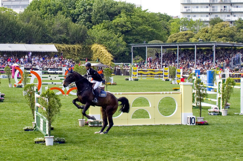 Baji Koen will host the equestrian events during Tokyo 2020 ©Japan Racing Authority