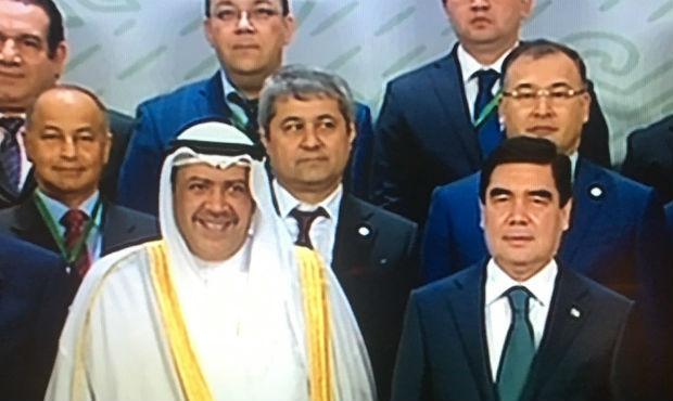Asian Sambo Union President talks up sport's development at Ashgabat 2017 forum