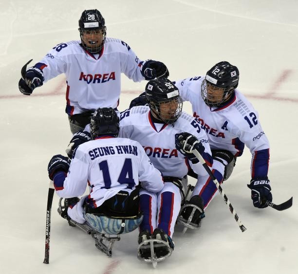 South Korea leave it late to win at World Para Ice Hockey Championships