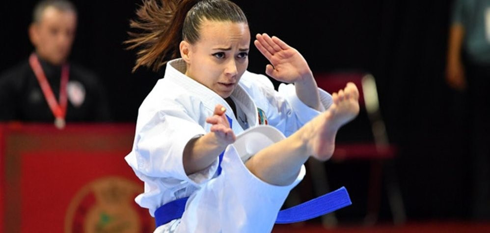 Nassiri succumbs to disappointing defeat on opening day of Karate1-Premier League in Rabat