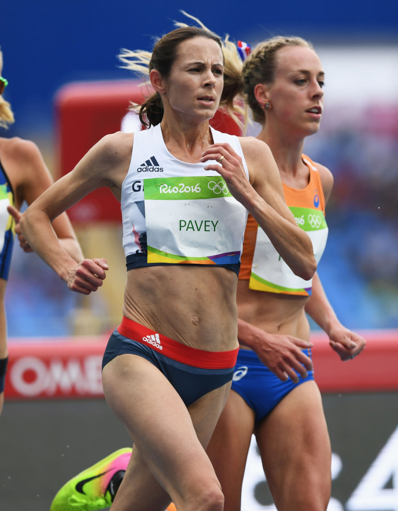 Jo Pavey was last month moved up from fourth to third in the 10,000m at the 2007 World Championships in Osaka ©Getty Images