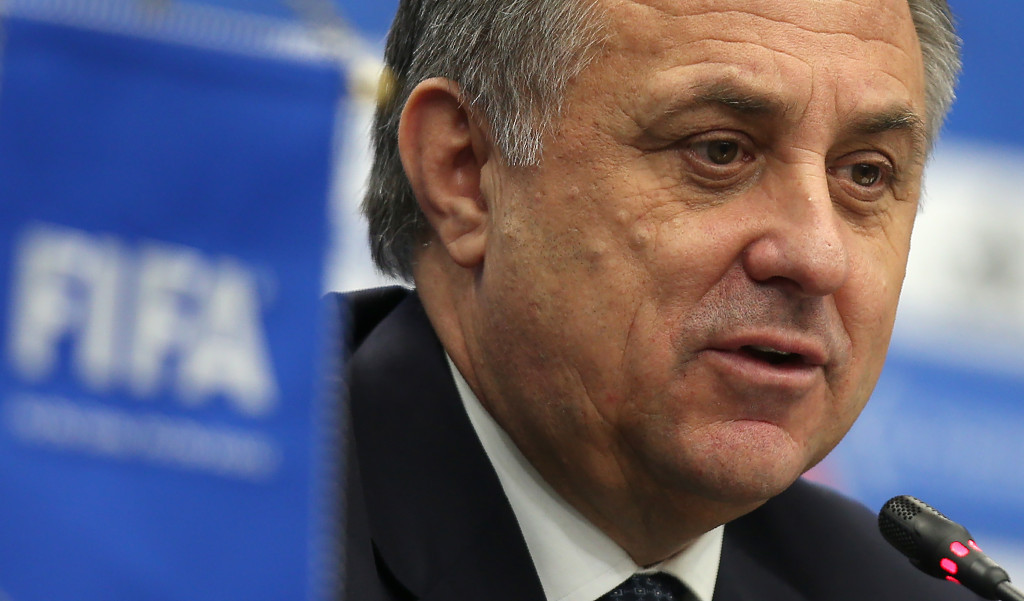 Mutko calls for Russia to finish World Cup construction by end of year