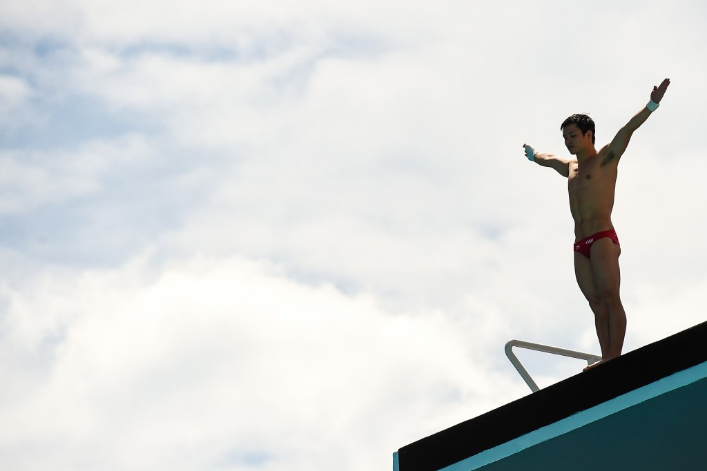 High diving could be a welcome addition to the Olympic programme ©Getty Images