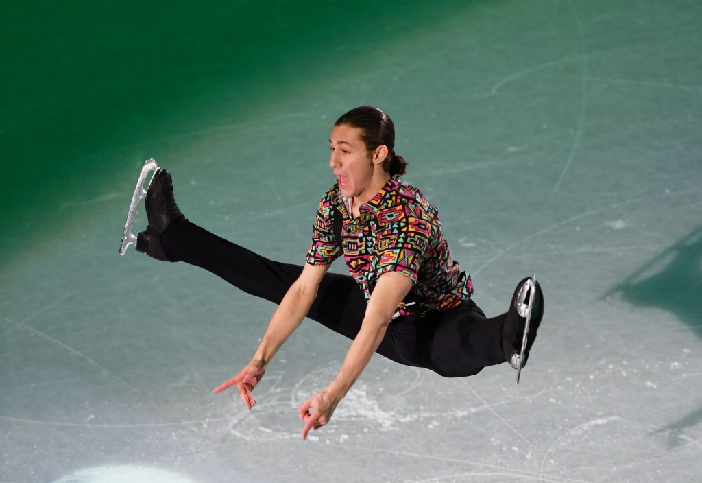 Jason Brown was chosen as one of the two men's representatives on the team ©Getty Images