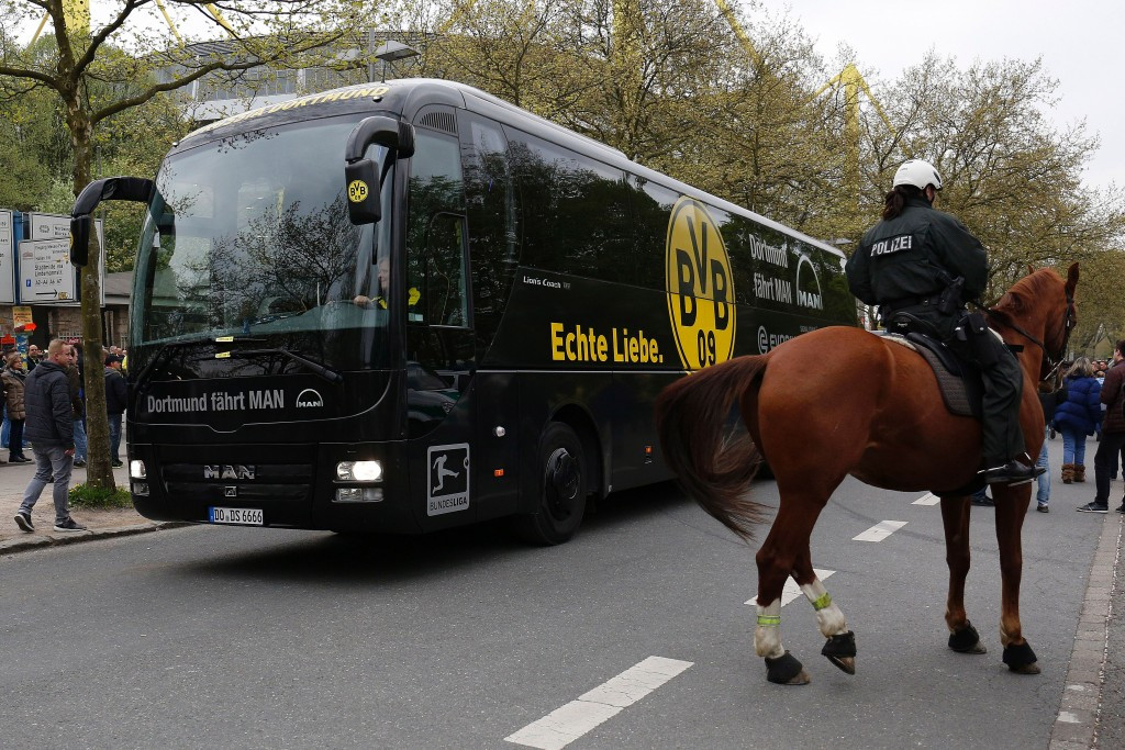Dortmund chief executive considered withdrawing from Champions League following bus attack