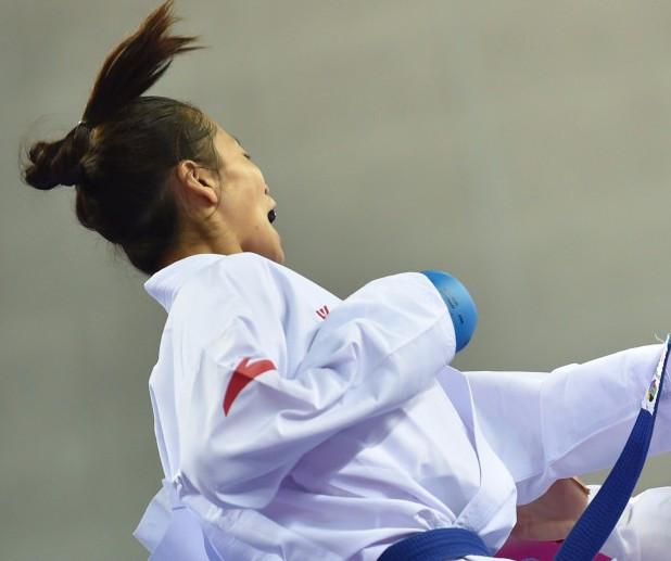 Karchali leads Moroccan hopes at home Karate1-Premier League leg