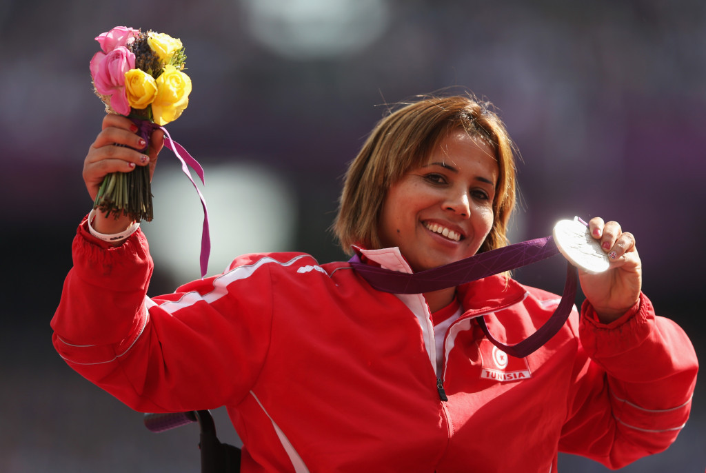 Aidi among winners as Tunisian women dominate day two of home World Para Athletics Grand Prix