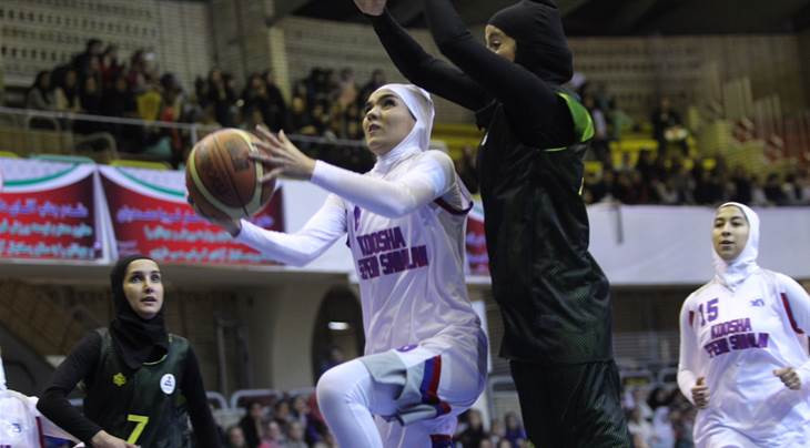 "FIBA hail ""historic moment"" after men attend female basketball match in Iran"