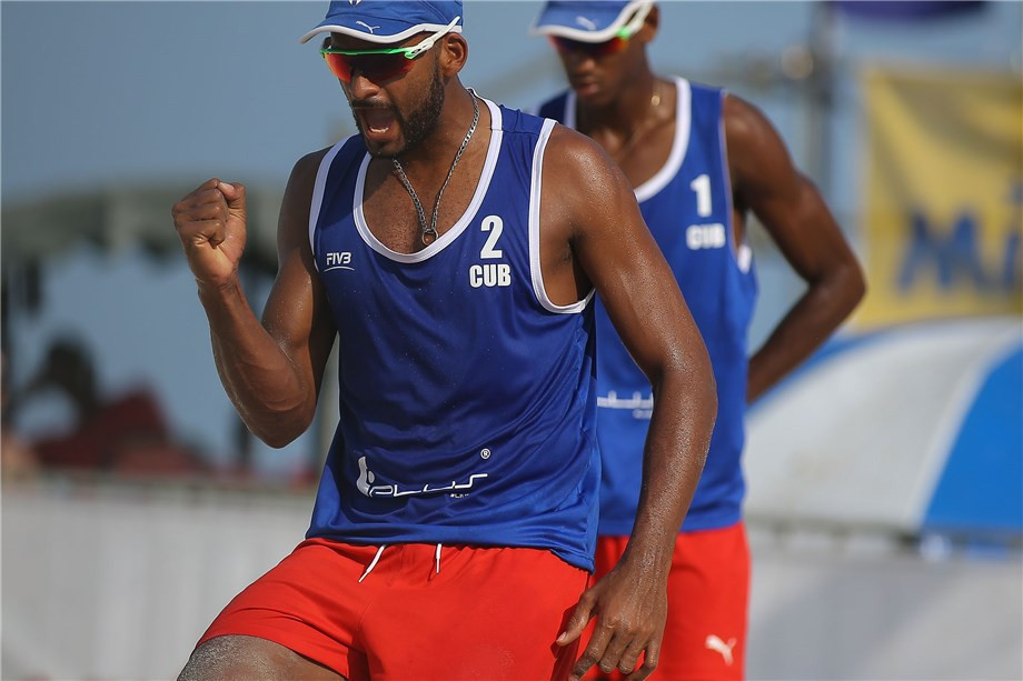 Cuban and American pairs win Malaysian-leg of FIVB Beach World Tour
