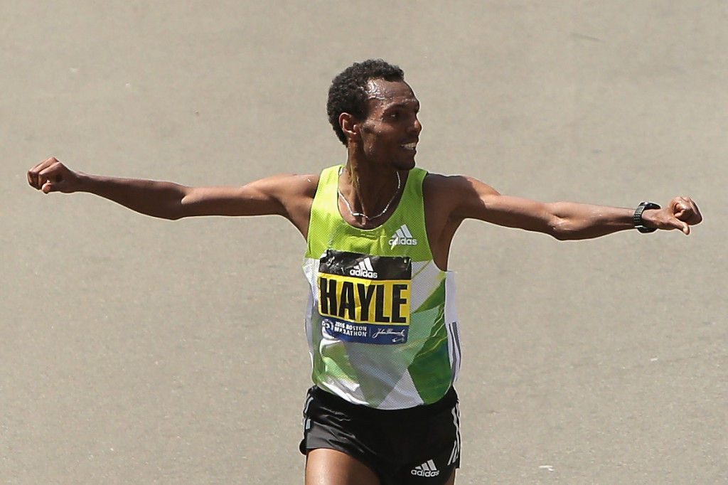 Ethiopian defending champions hoping for repeat wins at Boston Marathon
