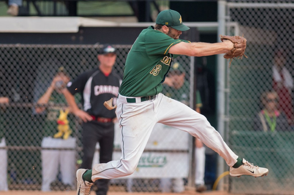 Australia name youthful squad for WBSC Men's Softball World Championship