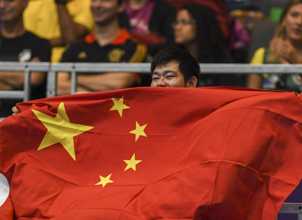 China's women's team missed out on gold at Rio 2016 after losing in the final to the United States ©Getty Images