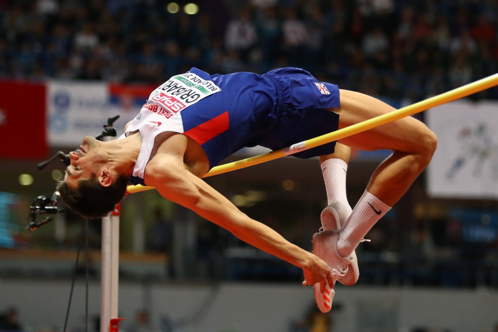 A high jump session will take place on March 1 ©Getty Images