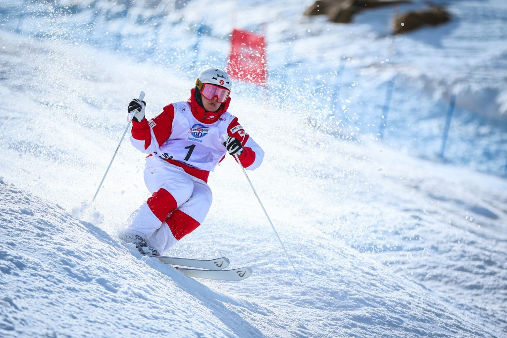 Canada pick first three members of Winter Olympic moguls team