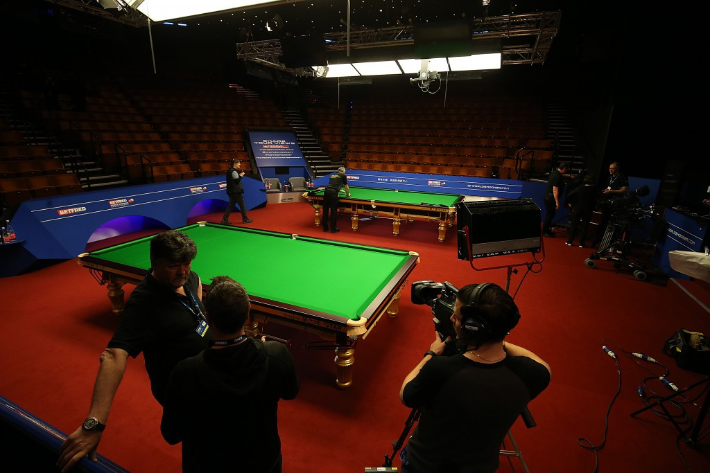 Contract signed to keep World Snooker Championships at Crucible until 2027
