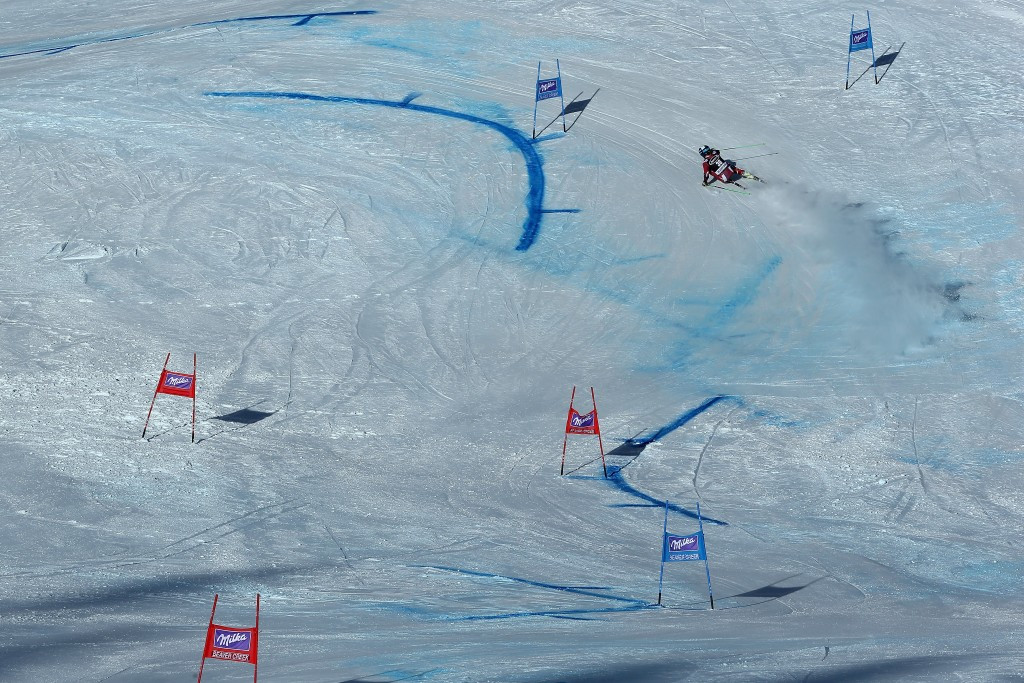 Men's competition in Beaver Creek could not take place last season ©Getty Images