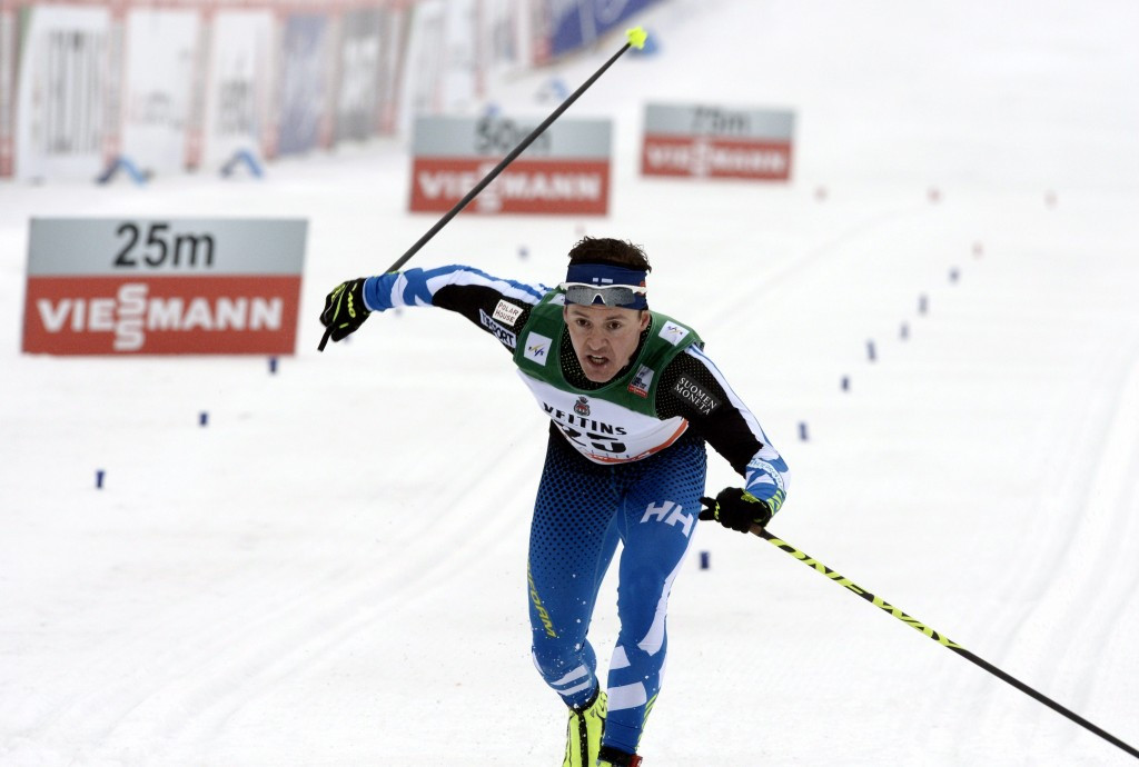 Sochi 2014 gold medallist announces cross-country retirement
