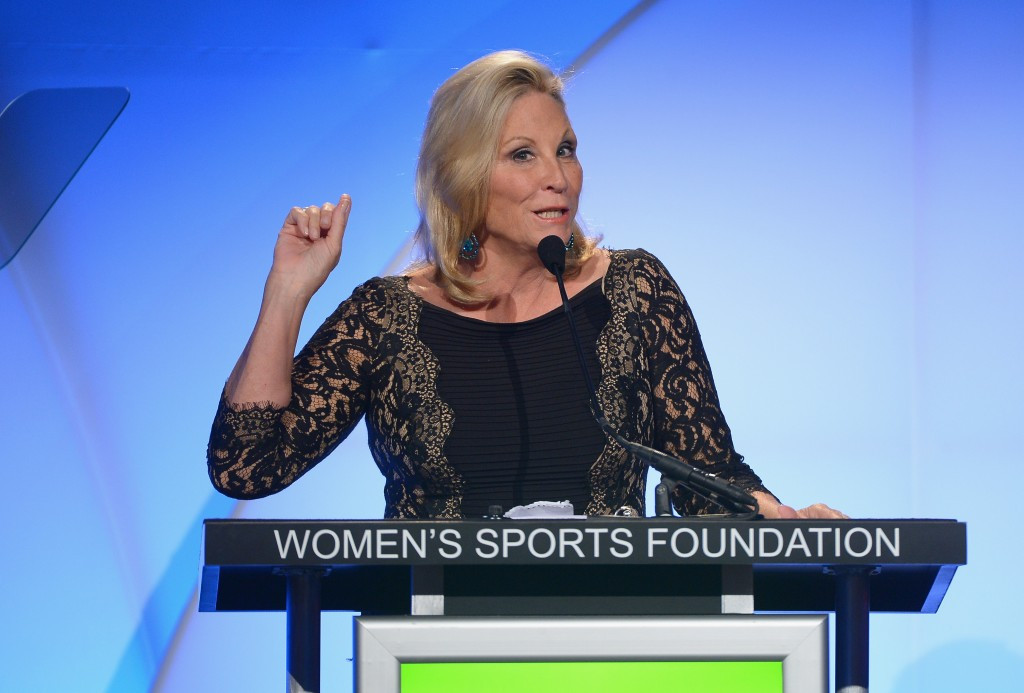 Two-time Olympic gold medal-winning swimmer Donna De Varona is among the authors due to be in attendance at the Festival of Books ©Getty Images