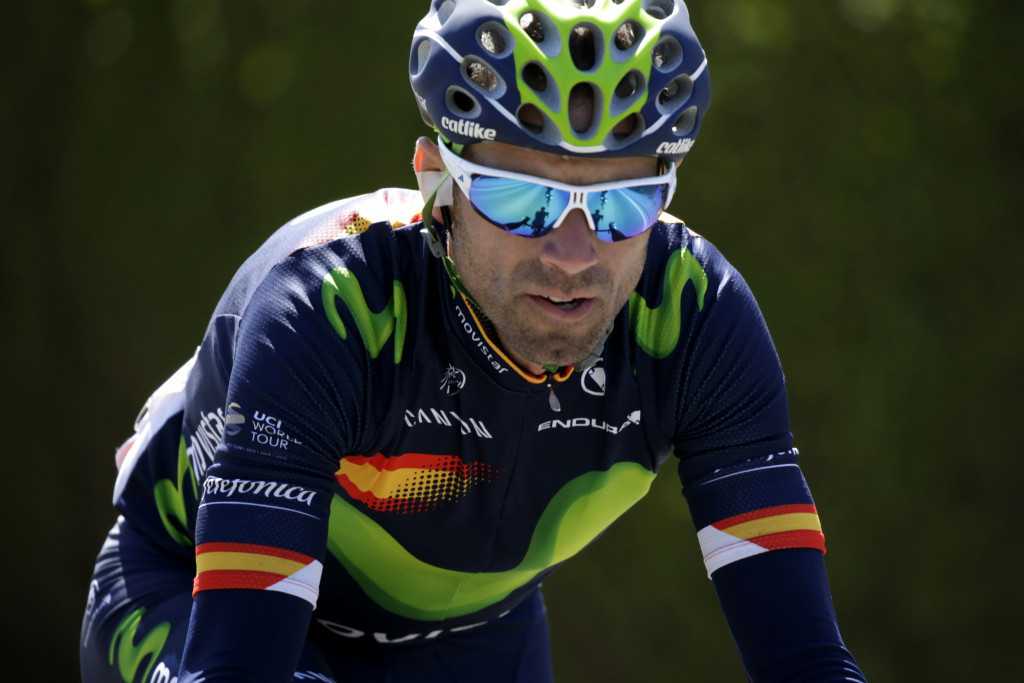 Valverde chasing fourth successive victory at La Flèche Wallonne