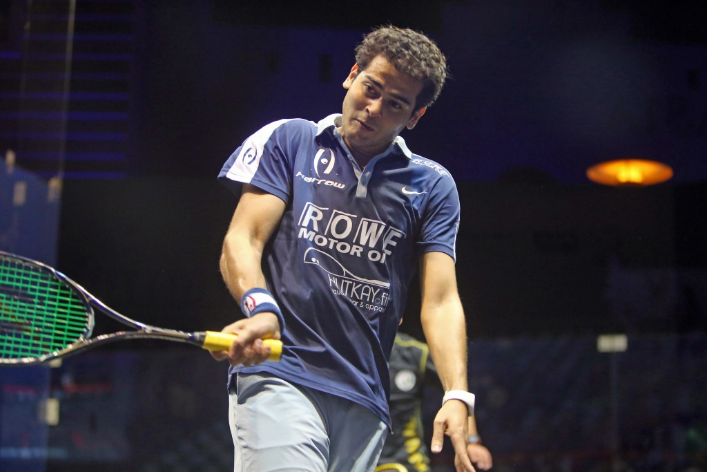 Favourites Egypt and England win on opening day of WSF Men's World Team Championships