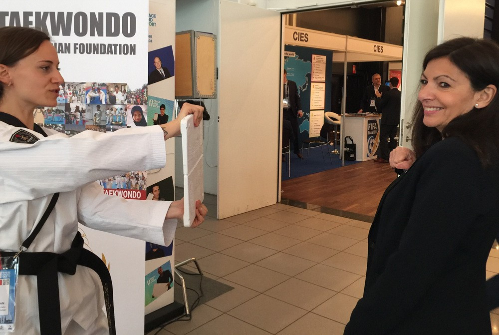 WTF celebrates universality of taekwondo