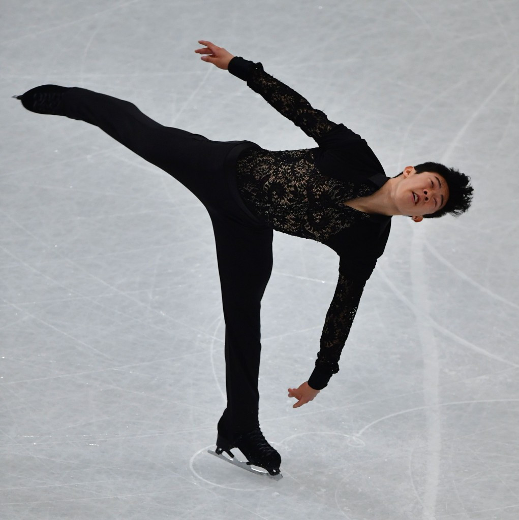 Mihara 2nd in free skate as Japan wins World Team Trophy