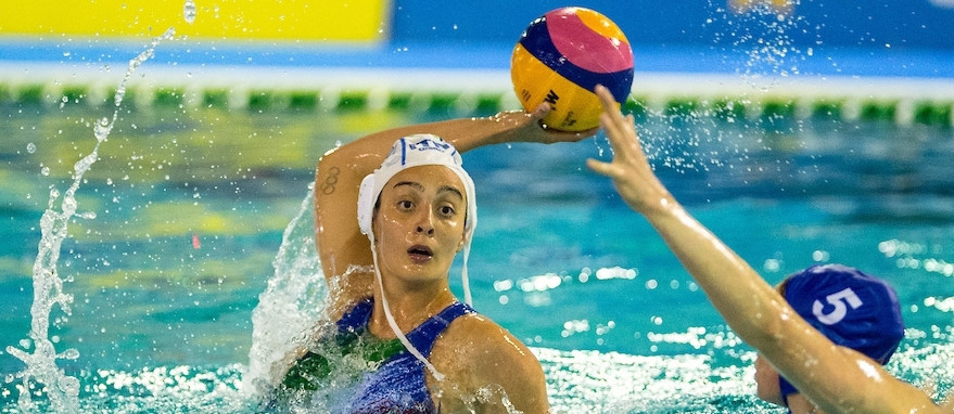 The final round of European qualification matches in the FINA Women's Water Polo World League took place today ©FINA