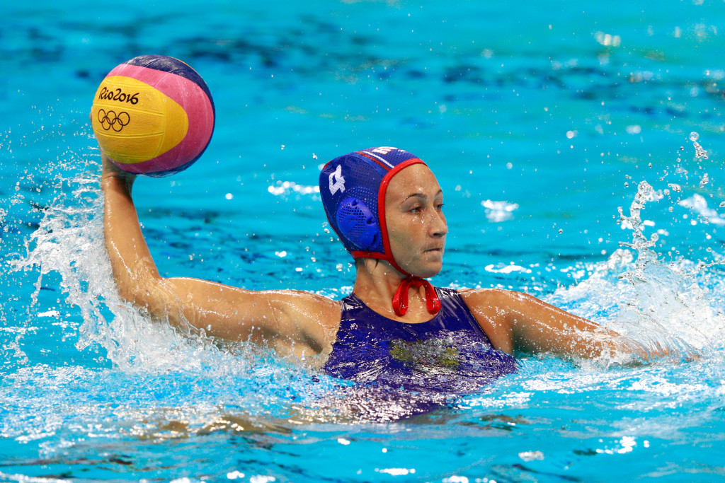 Rio 2016 bronze medallists Russia comfortably overcame Greece 20-11 today ©Getty Images