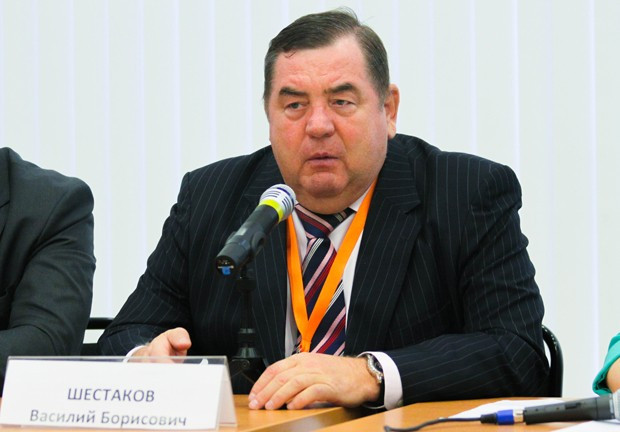 FIAS President Shestakov discusses sambo in Moscow teleconference