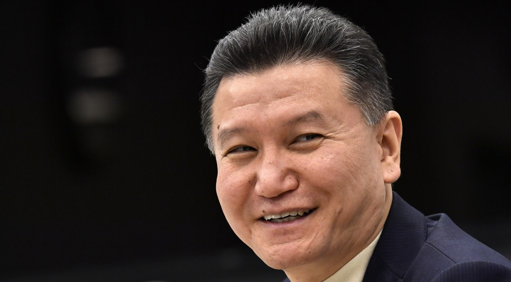 Kirsan Ilyumzhinov has said he will stand again for the FIDE Presidency ©Getty Images