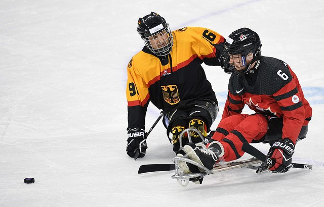 United States and Canada to clash for gold at World Para Ice Hockey Championships