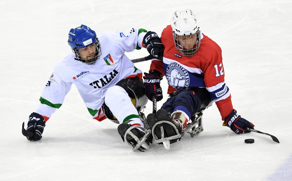 Norway earned their spot in the bronze medal match after they recorded a narrow 1-0 win over Italy ©IPC/Flickr
