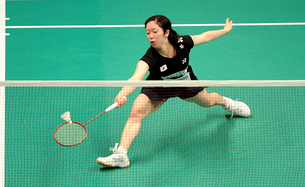 Japanese third seed Mine crashes out of BWF Chinese Masters