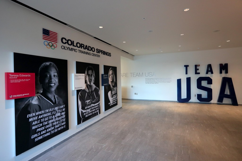 USOC praise in-state tuition bill for athletes at Olympic Training Center