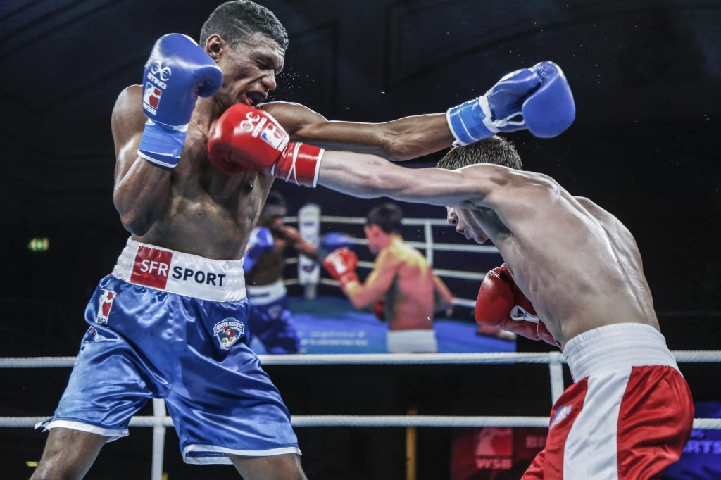 France Fighting Roosters aim to seal World Series of Boxing progression against Italia Thunder