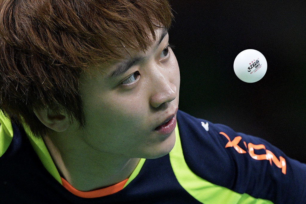 Jung targets home success at ITTF Korea Open