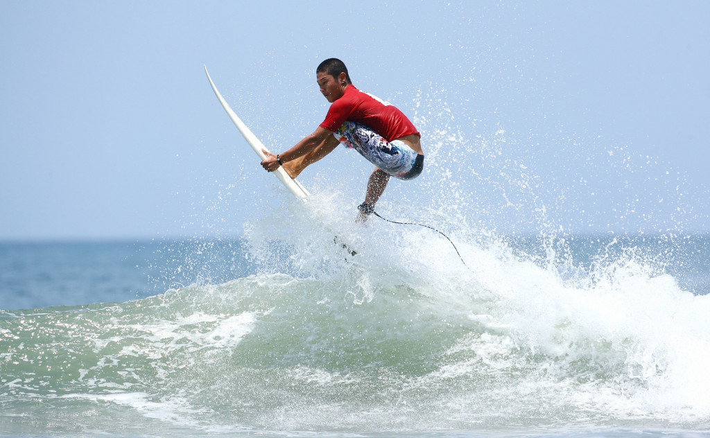 Surfing had also been hoping to make a full Asian Games debut ©Getty Images