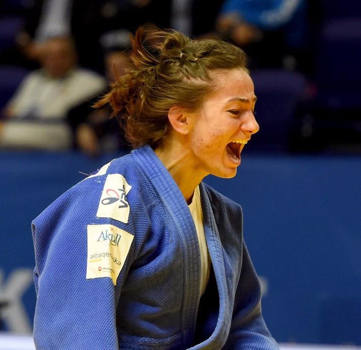 Kelmendi chasing third title at European Judo Championships