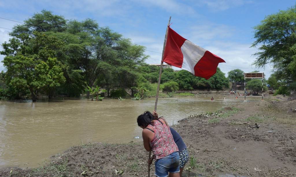 Peru has been devastated by severe flooding ©Getty Images