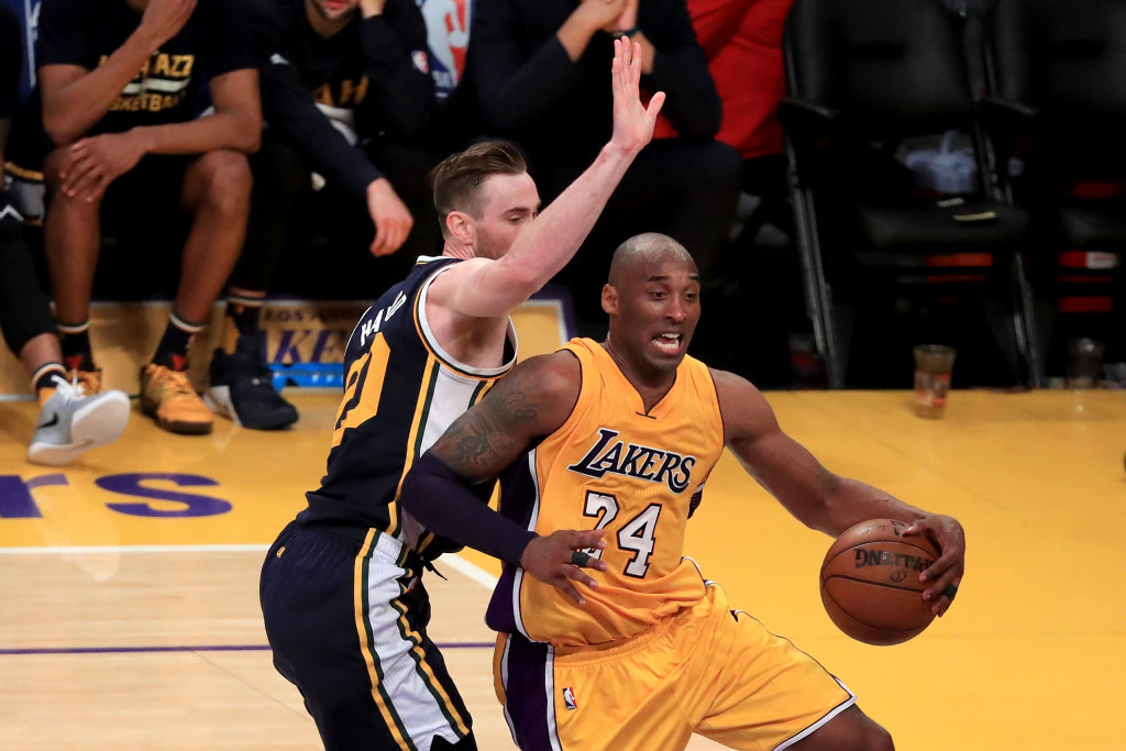 "Los Angeles 2024 has released the second episode of its ""Legends of LA"" video series, featuring two-time Olympic gold medal-winning basketball player Kobe Bryant ©Getty Images"