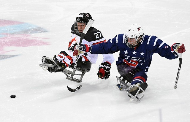 Canada beat United States to clinch World Para Ice Hockey Championships title