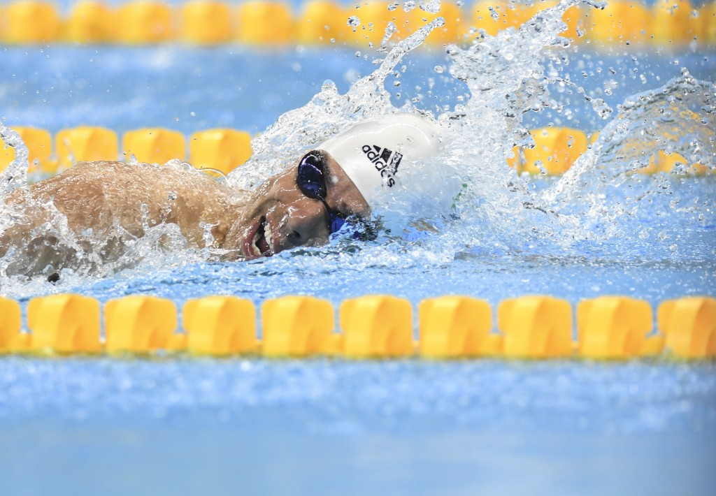 Dias and Brasil headline host team for Para Swimming World Series in São Paulo
