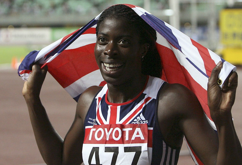 Britain's Christine Ohuruogu was banned for a year in 2006 after missing three out-of-competition drugs but returned only 24 days after the end of the suspension to win the world 400m title ©Getty Images