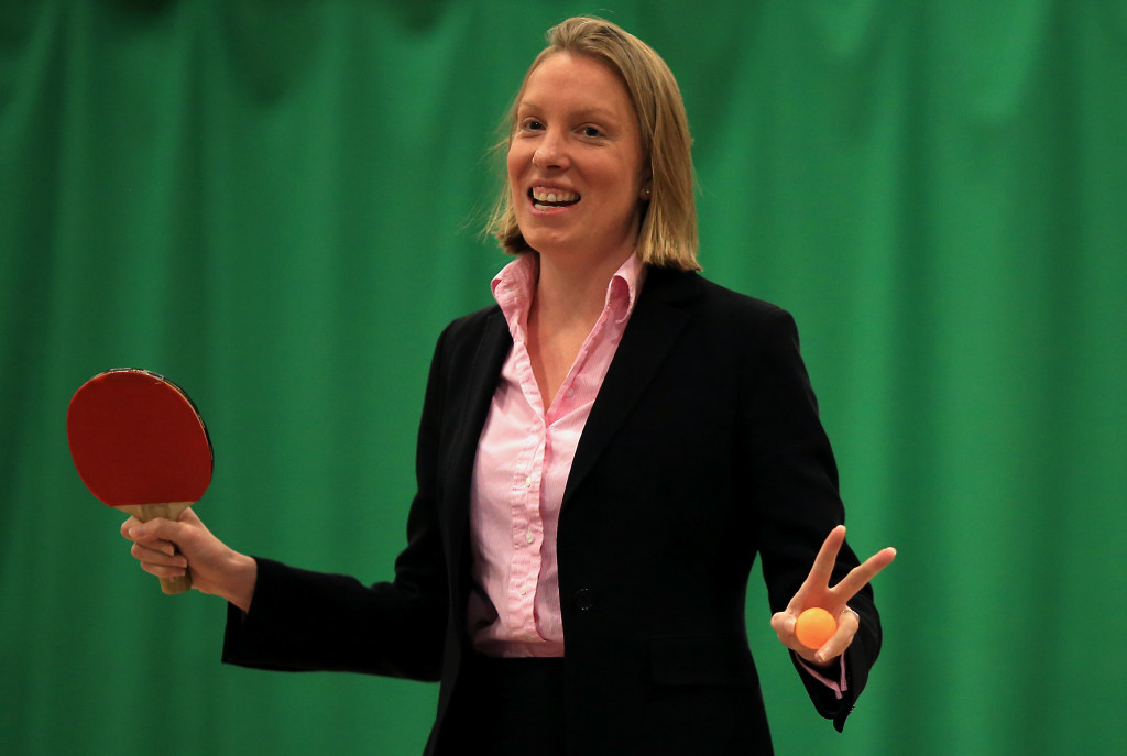 Sports Minister Tracey Crouch has today written to the Commonwealth Games Federation to confirm the UK's interest as a potential host in 2022 ©Getty Images