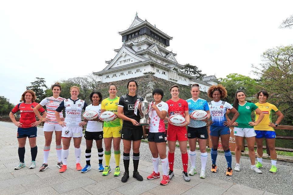 Japan ready to host Women's World Rugby Sevens Series for first time