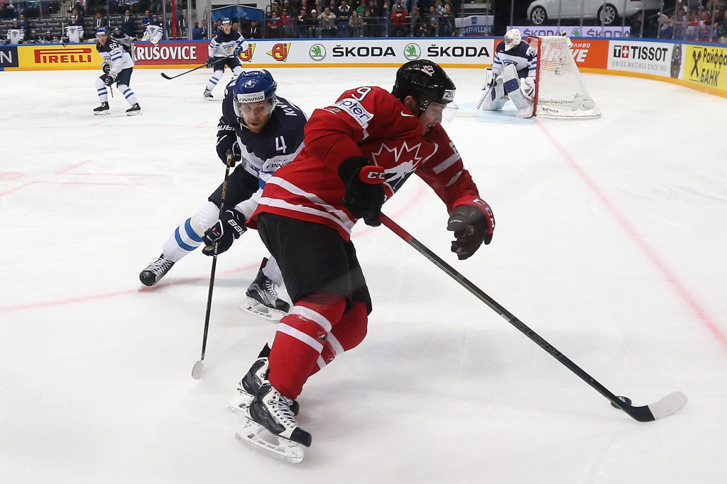 Canada names first 18 players for IIHF World Championships