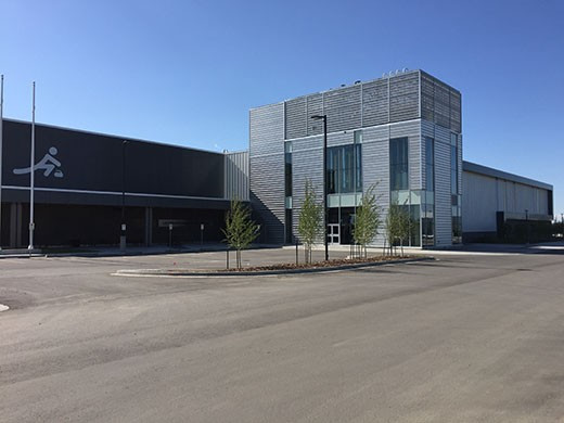 The event is due to take place at the ATB Centre in Lethbridge ©City of Lethbridge Council