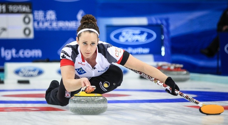 Women's world champion Joanne Courtney is due to compete for Canada ©WCF